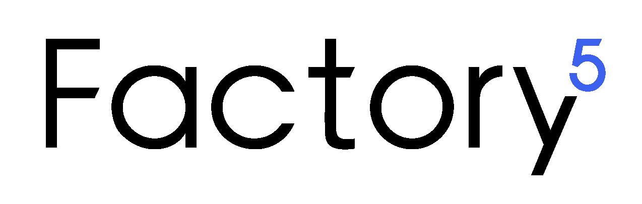 factory5 logo