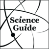 Science guide logo white